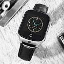 Умные часы GPS smart watch для подростков и пожилых людей A19 Black, фото 4