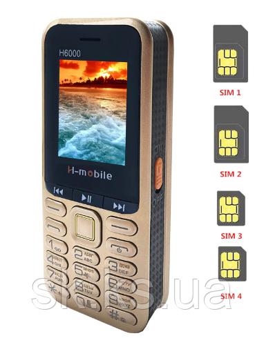 H-mobile H6000 (4sim)