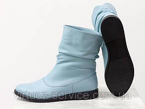 Ботинки женские Gino Figini М-21-12 из натуральной кожи