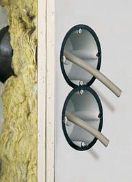 Коробки для монтажа в полой стене