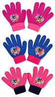 Перчатки для девочек оптом, DISNEY, 10x13 см,  № 800-572
