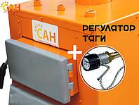 Котлы твердотопливные с автоматическим регулированием горения Сан-Эко-М мощностью 10 кВт