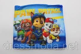 Шарф-снуд для хлопчиків Paw Patrol 21 х 48,5 см