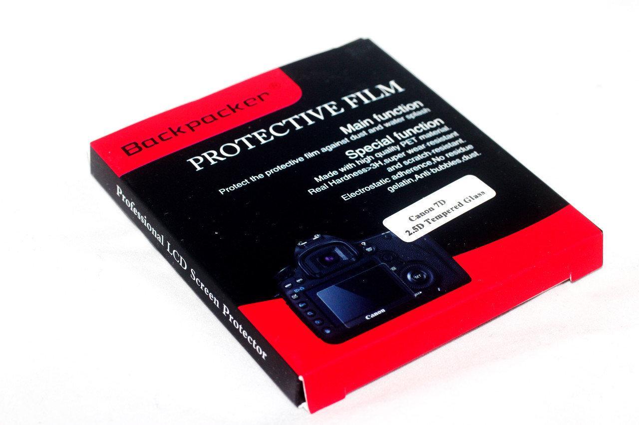 Защитное стекло Backpacker для LCD экрана фотоаппаратов Olympus VG-170 ( на складе )