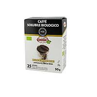 Кофе растворимый органический  в стиках Salomoni ,25х2,5 г