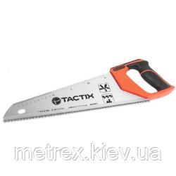 Ножовка для дерева 380 мм, 8 TPI Tactix