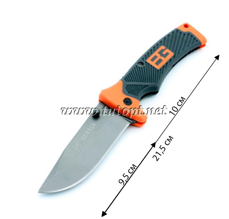 Нож складной Bear Grylls Gerber EE-7 Без Серейтора