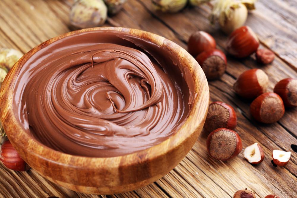 Шоколадно-горіхова паста з лісовим горіхом