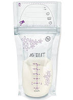 Avent Пакеты для грудного молока 180мл (25 шт) SCF603/25