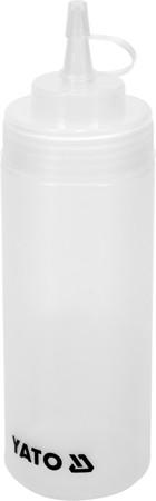 Диспенсер для холодных соусов прозрачный 350 мл YatoGastro YG-00552