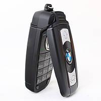 Мини Мобильный Телефон BMW X-6 (Раскладушка) BLACK 1-SIM, фото 1