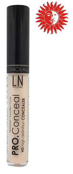 Жидкий консилер для лица LN Professional PRO. Conceal LN PRO Con № 01 Нюд
