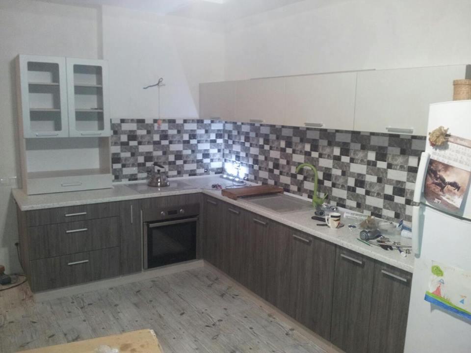 Кухня МДФ, размер 2000*3200 мм