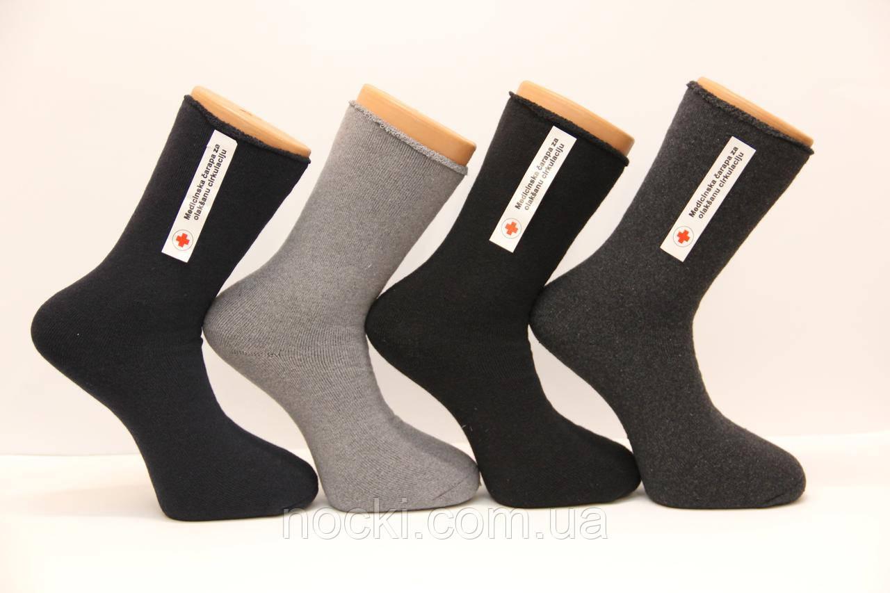 Мужские носки махровые диабетические КАРДЕШЛЕР