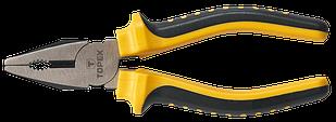 Плоскогубцы комбинированные 200 мм TOPEX 32D100