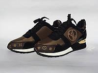 Женские кроссовки Louis Vuitton, run away