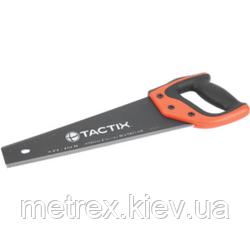 Ножовка для дерева с тефлоновым покрытием 500 мм, 9 TPI Tactix