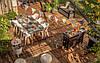 Садовая мебель Allibert Keter Curver