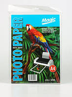 Фото бумага Magic A4 double Matte/Matte Photo Paper 250g  (50sheets)