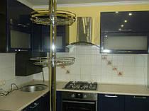Кухня МДФ глянец 2200*2800*1600мм 1