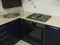 Кухня МДФ глянец 2200*2800*1600мм 2