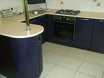 Кухня МДФ глянец 2200*2800*1600мм 3