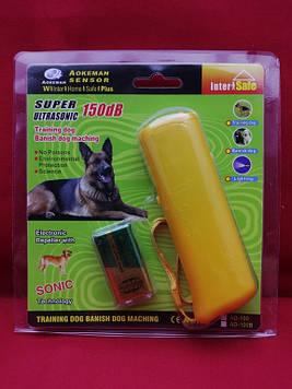 Ультразвуковий відлякувач собак AV-100