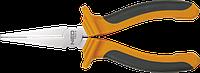 Щипцы плоские прямые 160 мм NEO 01-019