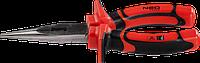 Тонкогубцы диэлектрические удлиненные прямые 180 мм NEO 01-064