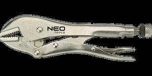 Кліщі затискні 250 мм NEO 01-217