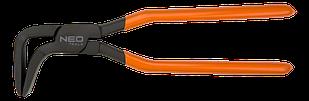 Клещи для кровельных работ изогнутые 90' NEO Tools 31-080