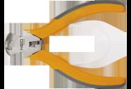 Кусачки прецизионные торцевые 115 мм NEO 01-101