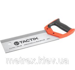 Ножовка пасовочная для дерева 300 мм, 14 TPI Tactix