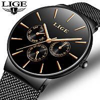 Часы наручные LIGE LG9868, фото 1