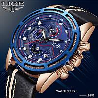 Часы наручные LIGE LG9882, фото 1