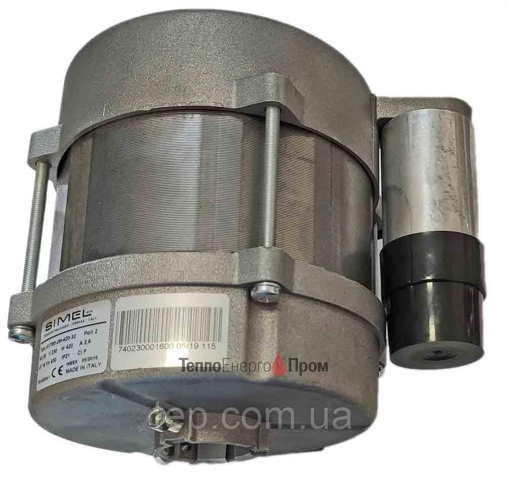 Электро двигатель (мотор) ELCO  65300813 Simel Tipo 41/T80-2M-420-32  420 Вт