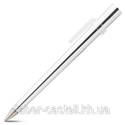Вечный карандаш Pininfarina Forever PRIMina Silver, алюминиевый корпус серебристого цвета