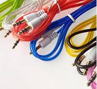 Качественный кабель audio jack 3.5m/jack 3.5м