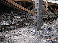 Надстройка этажа