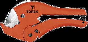 Труборіз для полімерних труб 0-42 мм TOPEX 34D034