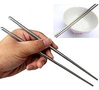 Экологические палочки для еды из стали