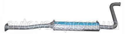 Резонатор ВАЗ 2110 до 2008 г.в., дв 1,6; 16 кл. Евро-3 под катализатор