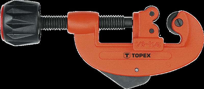 Труборіз для мідних і алюмінієвих труб 3-32 мм TOPEX 34D032