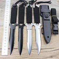 Нож метательный тактический 4 в 1 Haller(Sarawak)