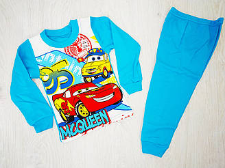 Пижама для мальчика, котон 100% , Украина, Детки- текс, рр. 92-98 арт. 0296,