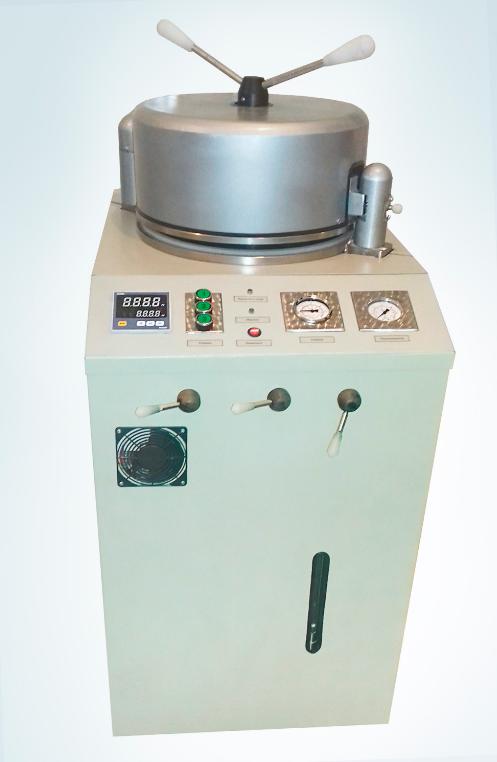 Стерилизатор паровой ВК-75 полуавтоматический ПЗМОиИ