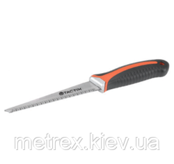 Ножовка для гипсокартона 150 мм Tactix
