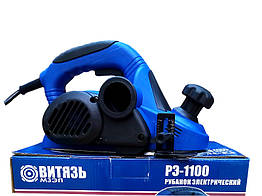 Рубанок электрический Витязь РЭ-1100, КОД: 351723