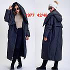 Дизайнерские Фабричные Пальто пуховики  OVERSIZE. Tongcoi - Гарантия качества и стиля!, фото 3