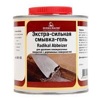 Смывка-гель для древесины Radikal Abbeizer 750 мл